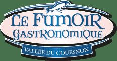 Saumon fumé artisanal et bio-restaurant-traiteur-poissonnerie-Rennes-Bretagne-Nantes-Le Fumoir Gastronomique-logo